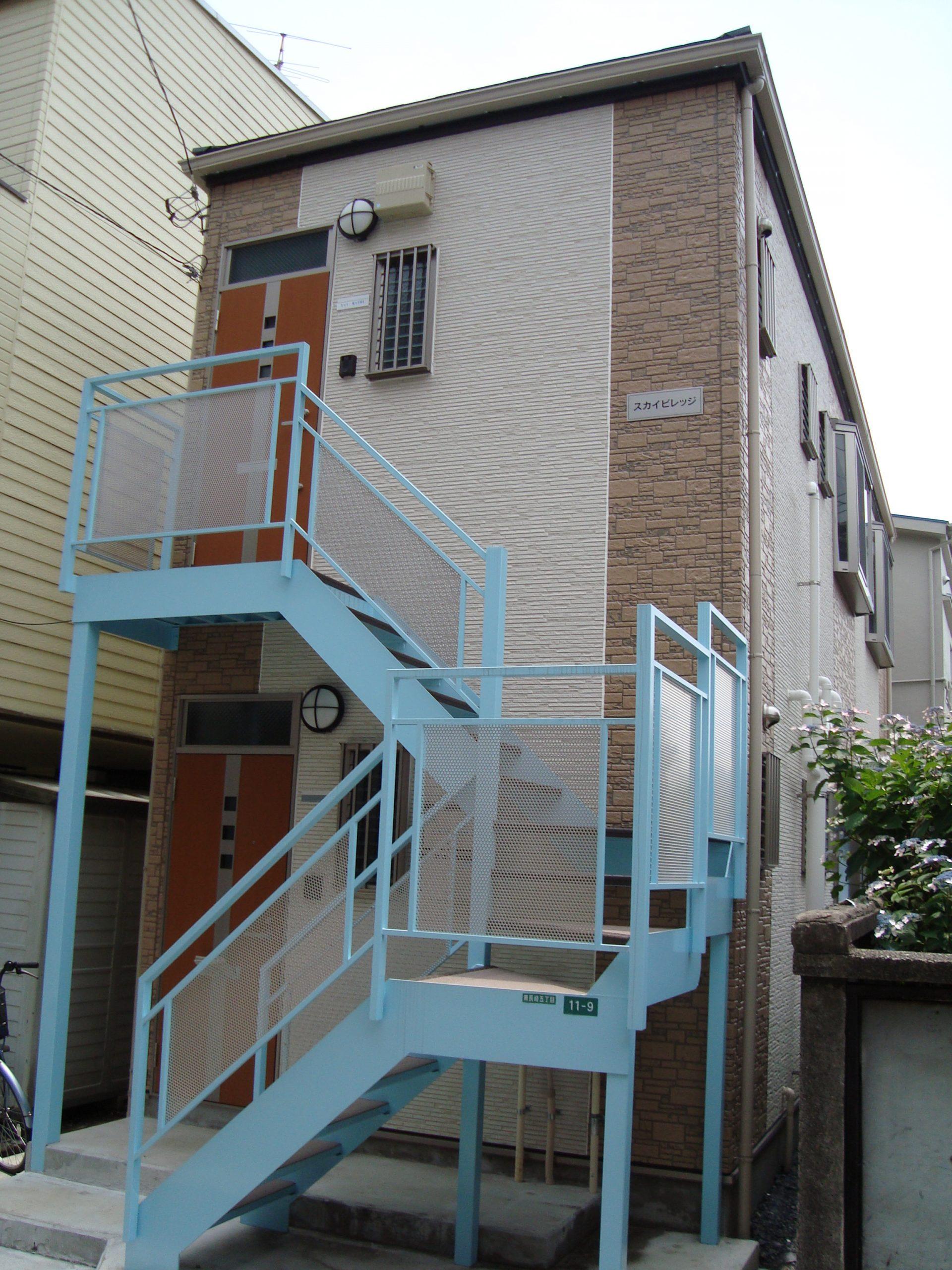 アパート、マンション建築